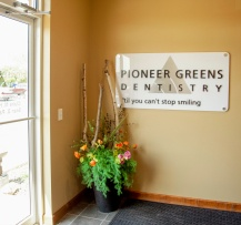 Pioneer Greens Dentistry Entry